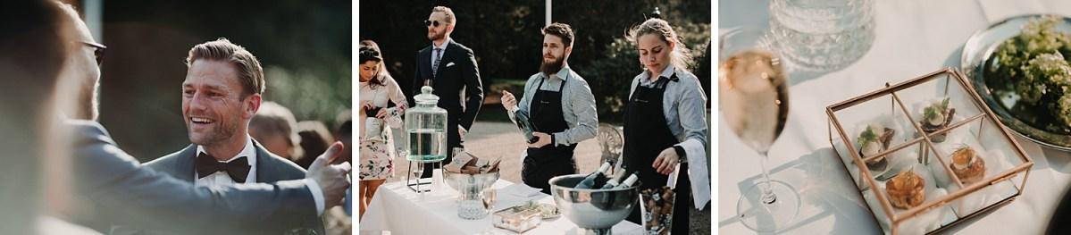 Gratulationer Norrvikes Trädgårdar Bröllopsfotograf Skåne