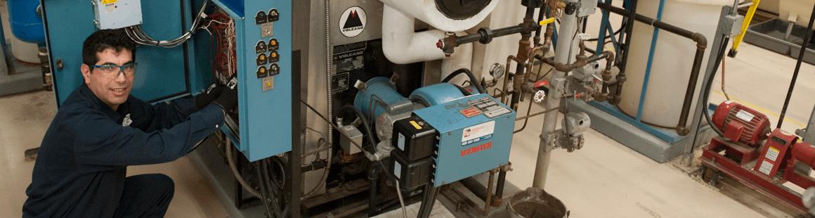 Mécanique de machines fixes