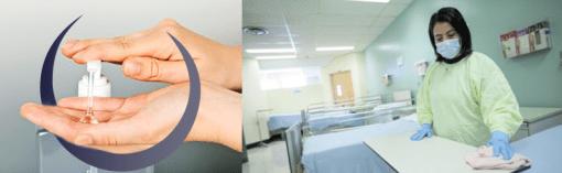 Hygiène et salubrité en milieu de soins