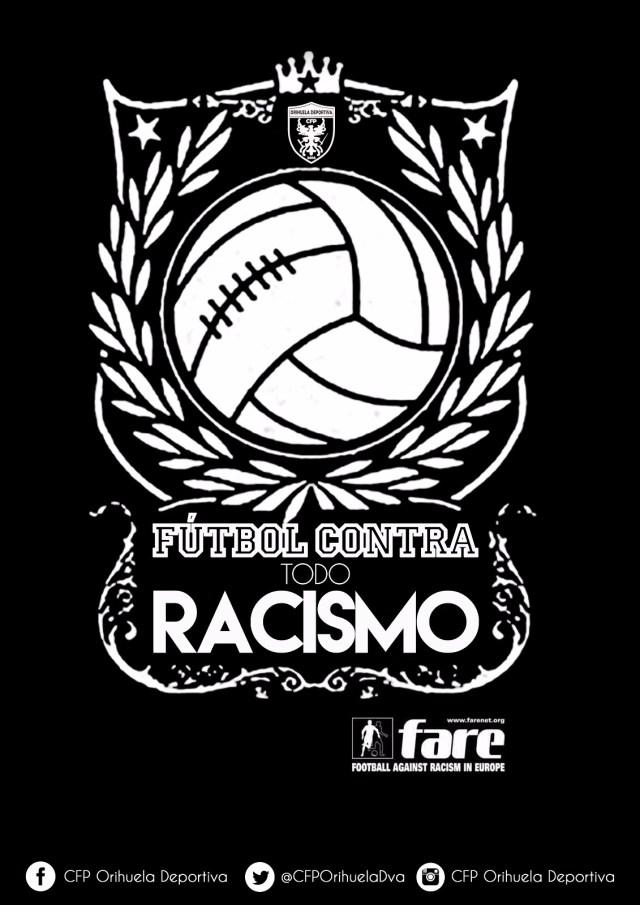 Fútbol contra el racismo