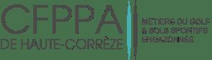 CFPPA de Haute-Corrèze logo formations golf