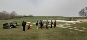 CS jardinier de golf neuvic visite éco-golf d'ariège 2