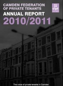 CFPT Annual Report 2011