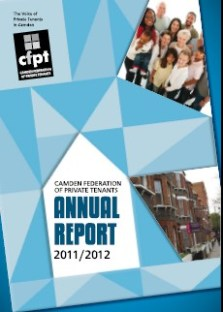 CFPT Annual Report 2012