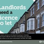 If you have lived in a shared rented property since 8th December 2015, Camden Council want to hear your views on landlord licensing.