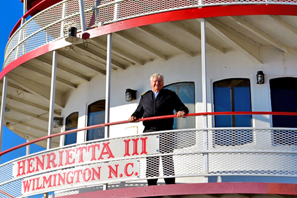 Henrietta III Leaves Wilmington