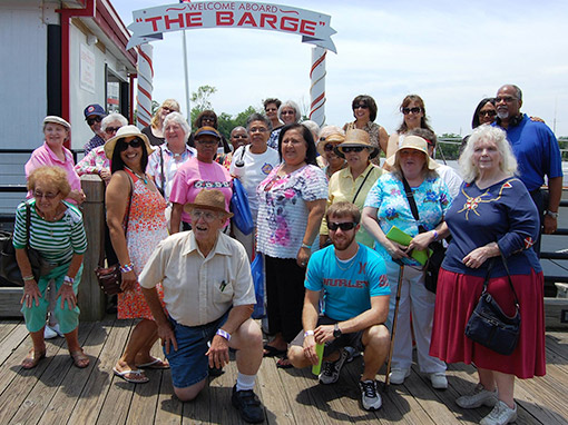 Wilmington NC Birthday Party Ideas: Charter a Riverboat