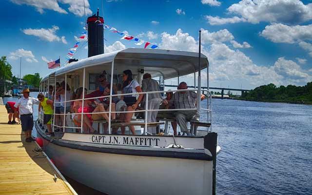 Best Wilmington NC Boat Tour Reviews
