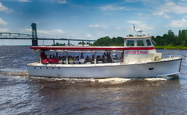 Wilmington's Dynamic Duo: Riverfest and a Riverboat Cruise