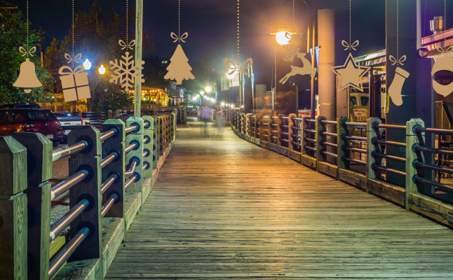 Don't Miss the Holly Jolly Holiday Stroll in Downtown Wilmington