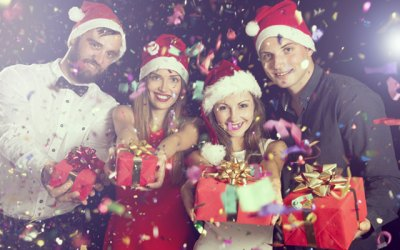 Host Your Holiday Party on a Cape Fear Riverboat