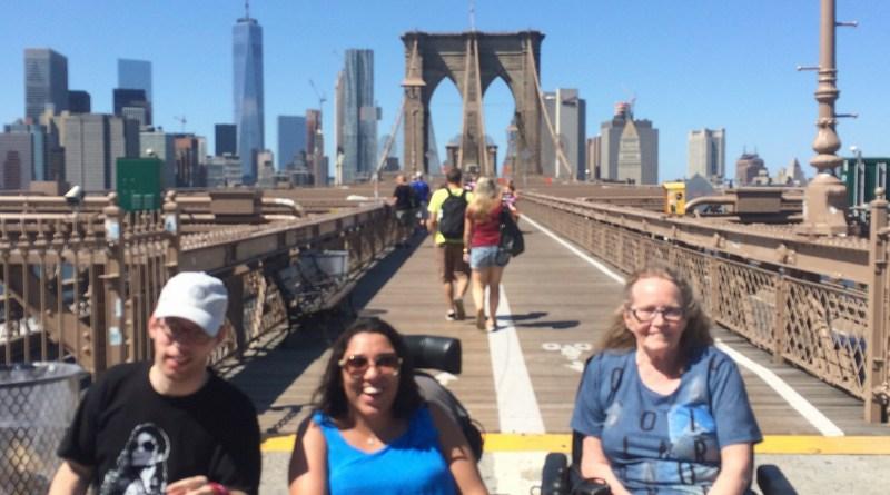 Voyage à New York - CFRGe