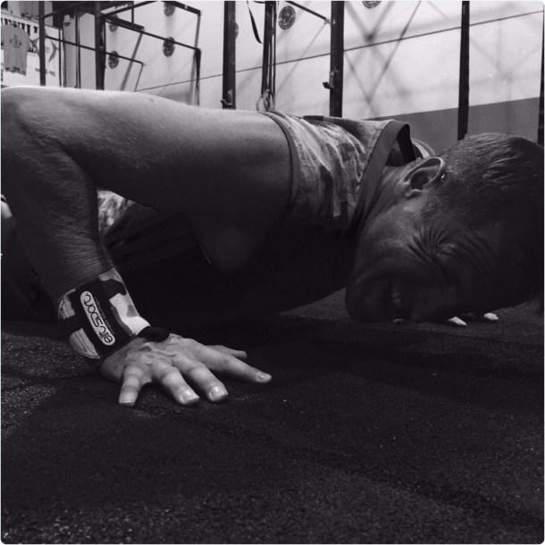 Wod CFS Box CrossFit Sevilla Leones training burpees