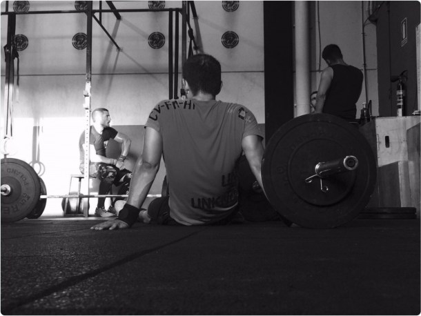 Wod CFS Box CrossFit Sevilla training