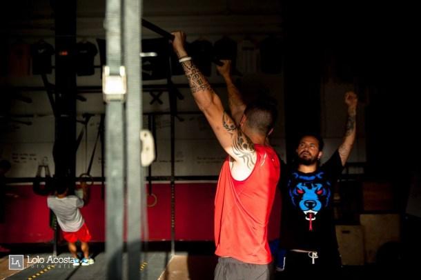Wod CFS Box CrossFit Sevilla Leones training coach