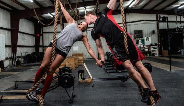 WodSan Valentin CFS Box CrossFit Sevilla training lions