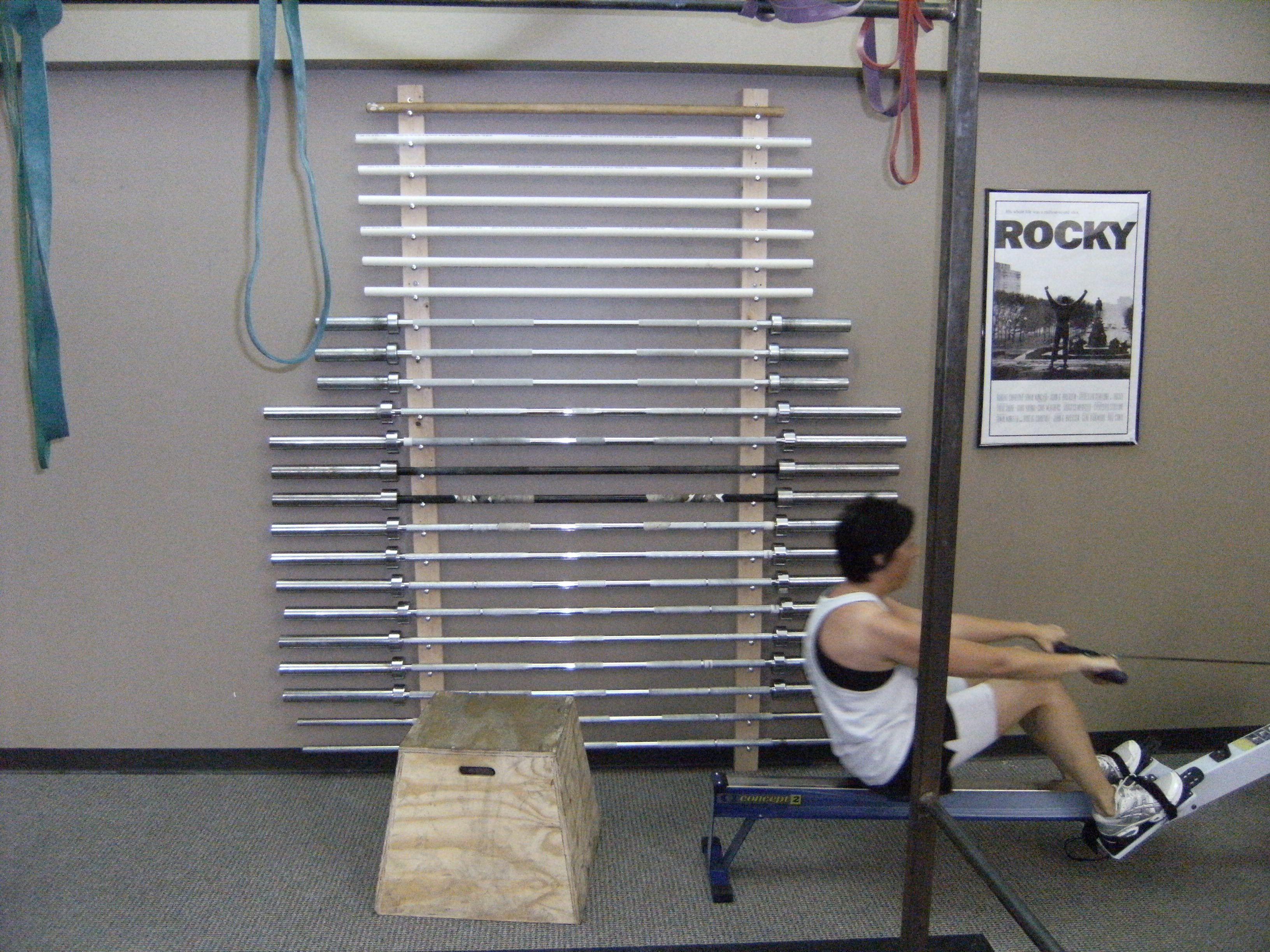 Check out our new Bar Rack!