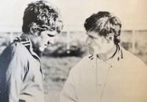 Rich Engel 1980 (w:Mike Dotseth)