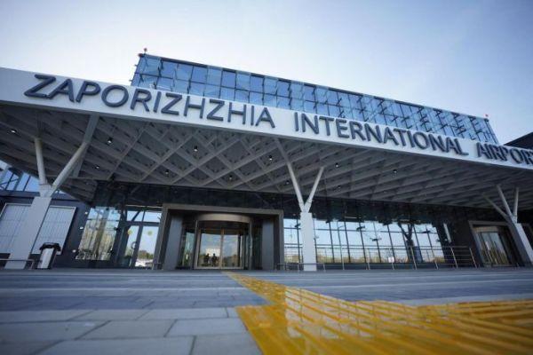 Новый терминал аэропорта Запорожье надеются открыть еще в ...