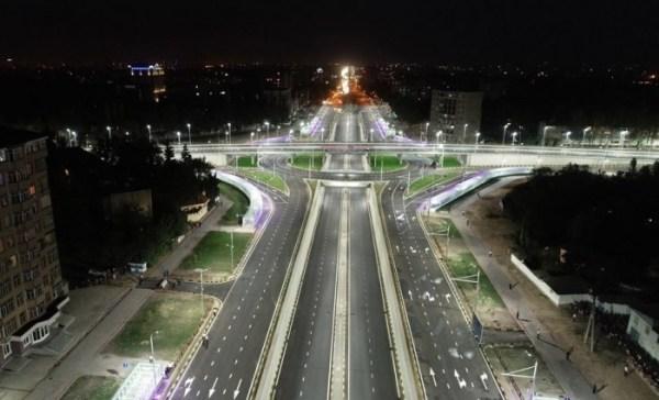 В Душанбе открыли первую в Таджикистане трехуровневую ...