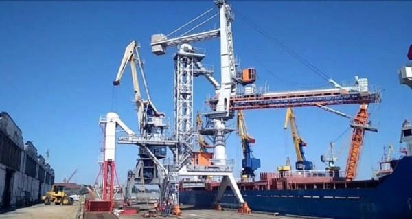 В Мариупольском порту начали использовать немецкую ...