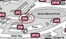 Rec Hall Map