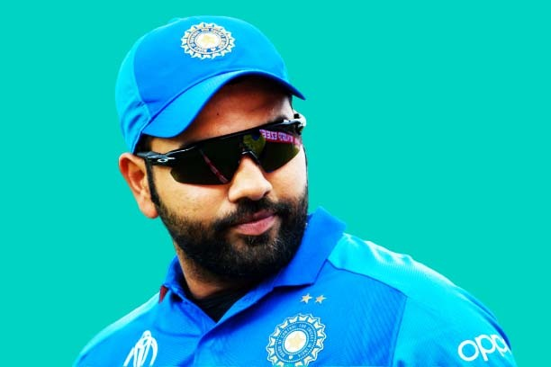 Cricketer Rohit Sharma