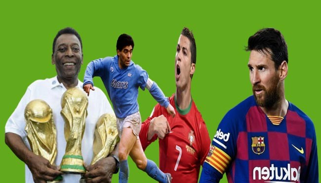 greatest football players