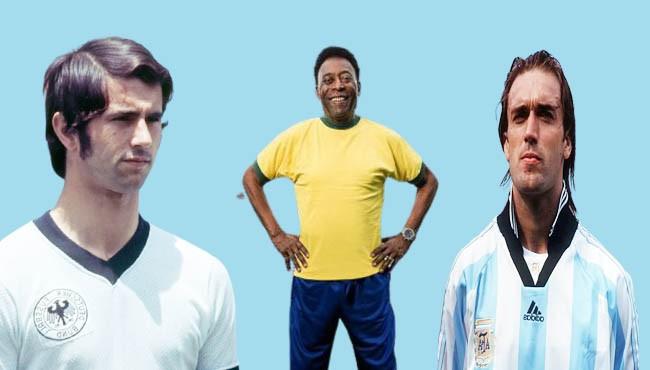 Best football strikers