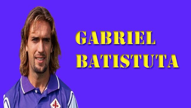Gabriel Batistuta