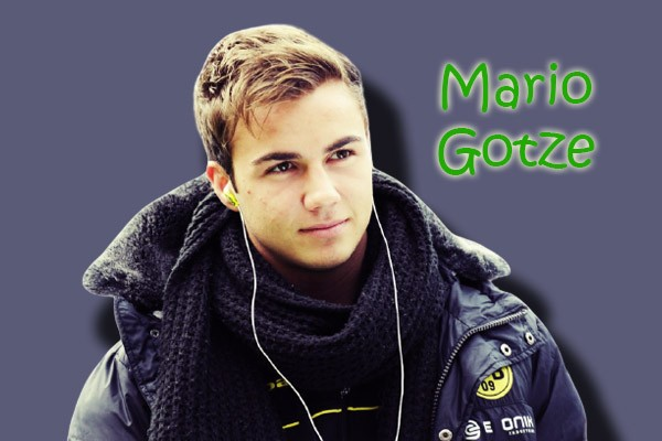 Mario Gotze