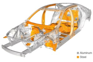 Unibody vs Body on Frame: What's the Difference? | CARFAX Blog