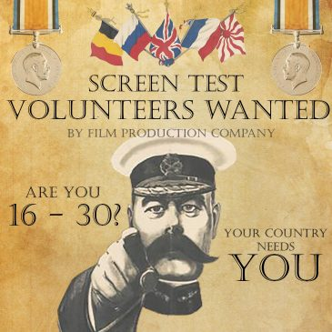 Cornish Tommies – We Need You!