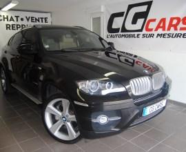 BMW X6 35D EXCLUSIVE 286 CV