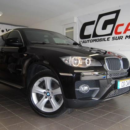 BMW X6 30D 235CV