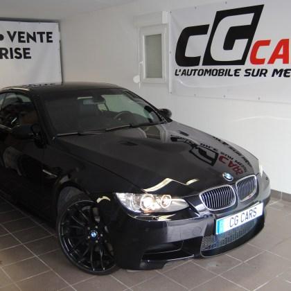 BMW M3 E93 CABRIOLET DKG