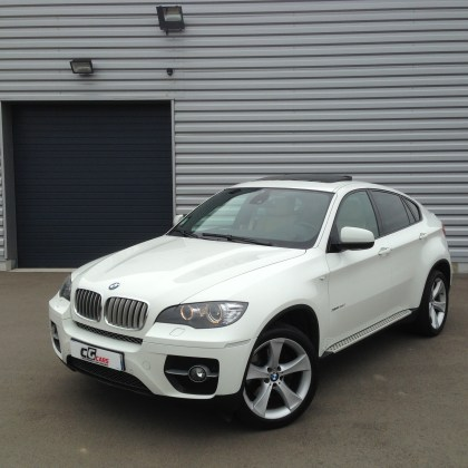 BMW X6 XDRIVE 40D LUXE