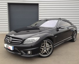 MERCEDES CL 63 AMG SPEEDSHIFT