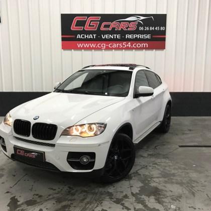 BMW X6 40D 306CV