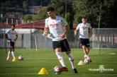 Jovetić počeo sa treninzima