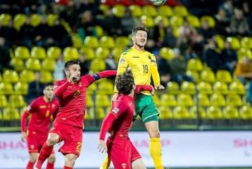 Litvanija – Crna Gora: Statistika i ocjene naših igrača