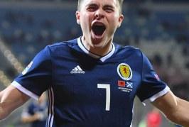 VIDEO: Albanija 0 x 4 Škotska