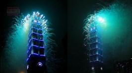 2013 101 跨年煙火 taiwan taipei 101 fireworks show (22)
