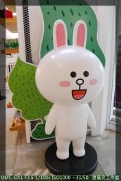 韓國明洞 Line Friends Store07