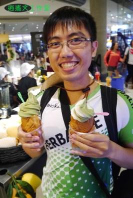 飲料冰淇淋與泰國女孩00024