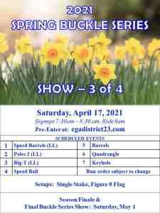 April Show
