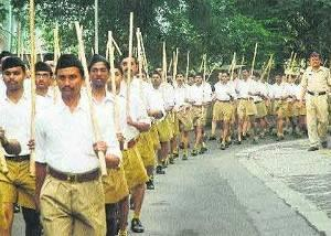 RSS India's number 1 terror group: Former Mumbai police officer