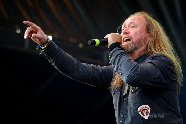 Gathering Of Kings #20-Sweden Rock 2019-Shawn Irwin