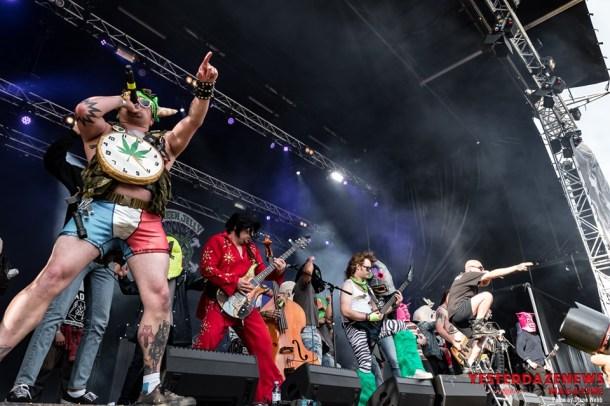 Green Jellÿ #12-Sweden Rock 2019-Diane Webb