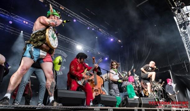 Green Jellÿ #14-Sweden Rock 2019-Diane Webb